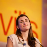 Savills Lizzie Cullum shortlisted for Women of the Future Awards