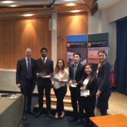 Cambridge University Real Estate Finance and Investment Society – Case Competition 2017