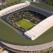 Tour of Wimbledon Lawn Tennis Club