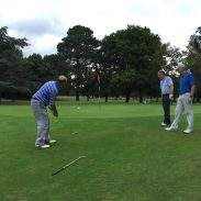 CULS Golf – Annual Society Day.  Burhill Golf Club – Wednesday 5th September 2018